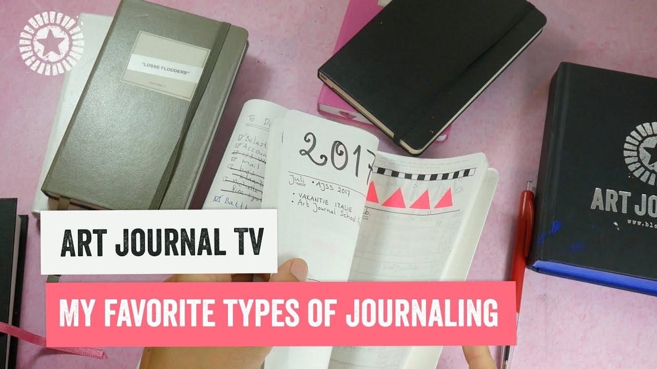 Art Journals, Bullet Journalers, Jotter Journals