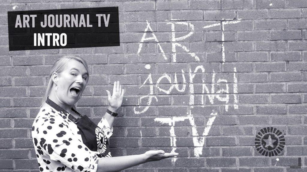 Art Journal TV Introduction